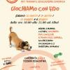 Giochiamo con Fido – attività con cane per bimbi piccoli 0-5 anni